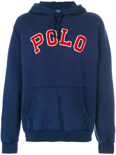 толстовка POLO с капюшоном Polo Ralph Lauren