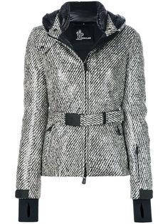 куртка с поясом  Moncler Grenoble