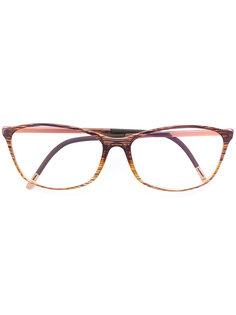 "очки в оправе ""кошачий глаз"" Silhouette"