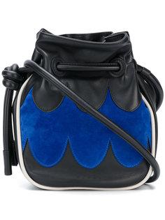 """сумка на плечо модели """"мешок"""" с зазубренными деталями Marni"""