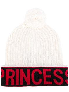 шапка с помпоном Princess Dolce & Gabbana