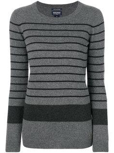 свитер в полоску Woolrich