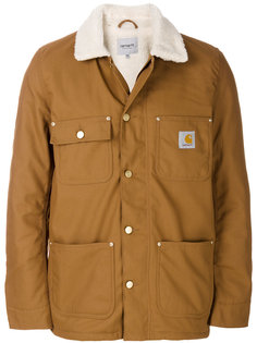 пальто с накладными карманами Carhartt