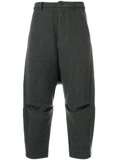 укороченные брюки  Individual Sentiments