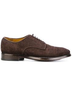 классические туфли дерби Officine Creative