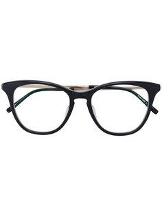 """очки в оправе """"кошачий глаз"""" Matsuda"""