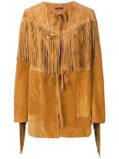 куртка с бахромой в стиле вестерн  Wandering
