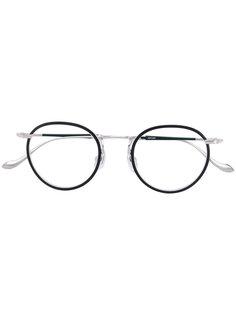 очки в круглой оправе Matsuda