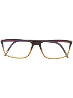 очки с квадратной оправой Silhouette