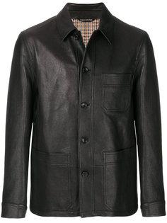 куртка с косым воротником Joseph