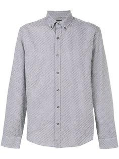 рубашка с рисунком на пуговицах Michael Kors