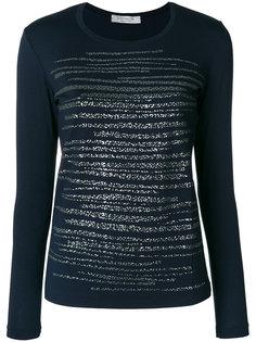 блузка с блестками D.Exterior