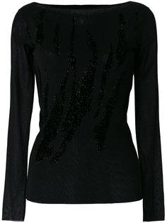 блузка с длинными рукавами D.Exterior