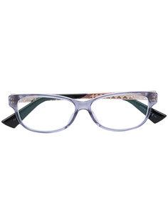"очки в оправе ""кошачий глаз"" Dior Eyewear"