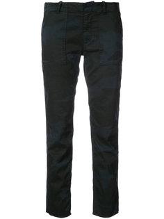 брюки  Jenna  с камуфляжным принтом Nili Lotan