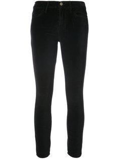 укороченные брюки  Frame Denim