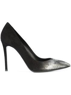 туфли с градиентным эффектом Thomas Wylde