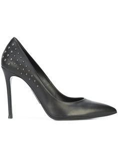 туфли с заклепками Thomas Wylde