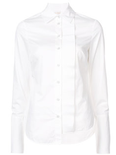 asymmetric shirt  Zimmermann
