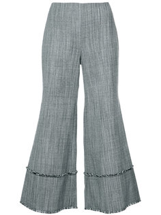 flared tailored trousers Zimmermann