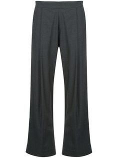расклешенные классические брюки Georgia Alice