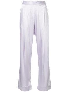 расклешенные брюки Babe Georgia Alice