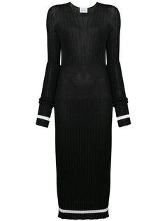вязаное платье-миди Palm Georgia Alice