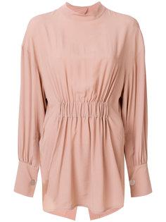 блузка со сборками Marni