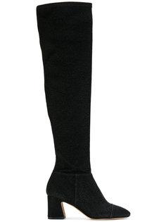 heeled sock boots Alexandre Birman
