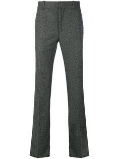 брюки в ломаную клетку Alexander McQueen