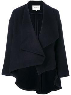 пальто с асимметричным краем  Enföld
