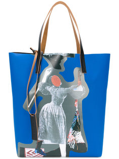 сумка-шоппер Sally Smart Marni