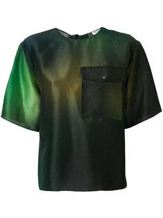 футболка с тональным принтом Kenzo