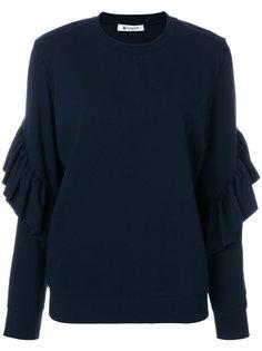 свитер с оборками Dondup