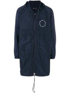 пальто с капюшоном Études
