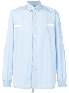 рубашка на пуговицах Oamc