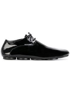 лакированные ботинки на шнуровке Marsèll