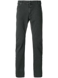 классические зауженные брюки  Closed