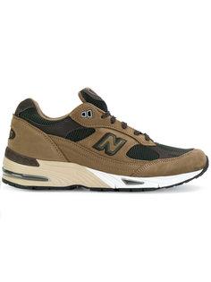 панельные беговые кроссовки New Balance
