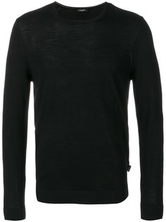 свитер с круглым вырезом Calvin Klein