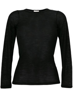 футболка с длинными рукавами Semicouture