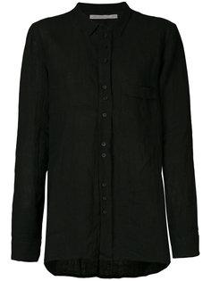 асимметричная рубашка Aleksandr Manamïs