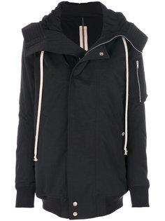 куртка с капюшоном  Rick Owens DRKSHDW