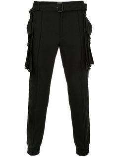 многослойные брюки Juun.J