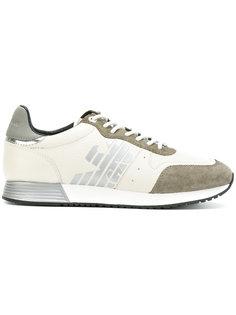 кроссовки для бега с логотипом Emporio Armani