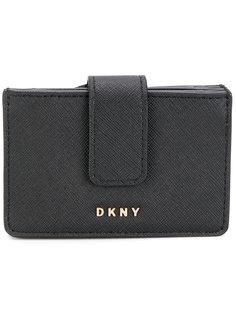 визитница с откидным клапаном DKNY