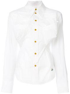 рубашка с большими карманами  Vivienne Westwood