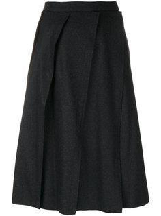 юбка с диагональными складками Vivienne Westwood