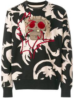 свитер с вышивкой Vivienne Westwood