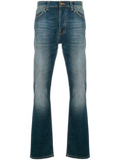 брюки прямого кроя Nudie Jeans Co